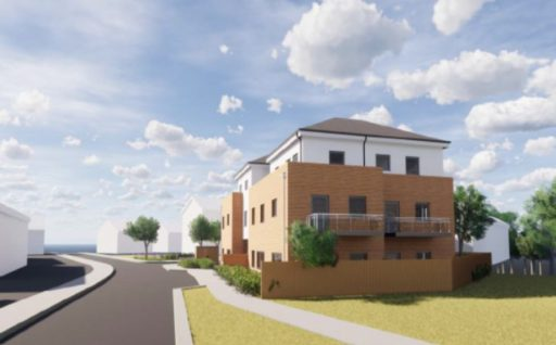 Cheshire Drive, Leavesden project makes a start