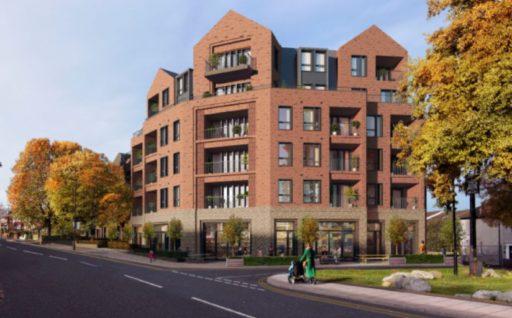 MTVH appoint Bugler for fully affordable scheme in Ealing