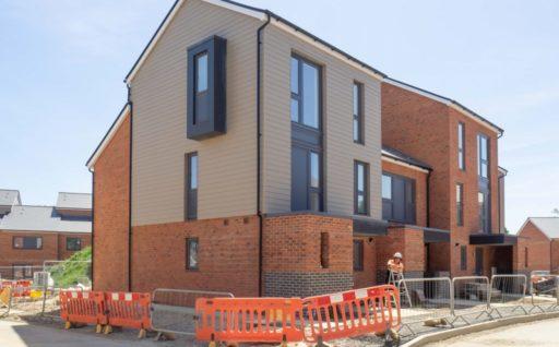 Former Martindale School development making good progress