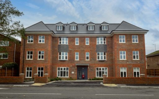 COMPLETION OF 25 APARTMENTS IN BUSHEY FOR WATFORD COMMUNITY HOUSING