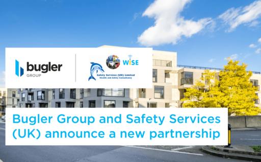 Bugler and Safety Services (UK) Ltd working together for safer sites