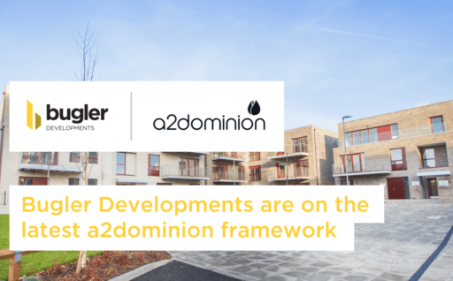 Bugler Developments are on the latest a2dominion framework