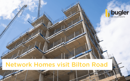 Network Homes visit our site at Bilton Road
