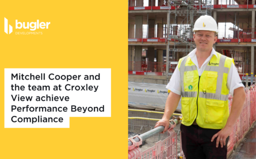 Mitchell Cooper and the team at Croxley View achieve Performance Beyond Compliance